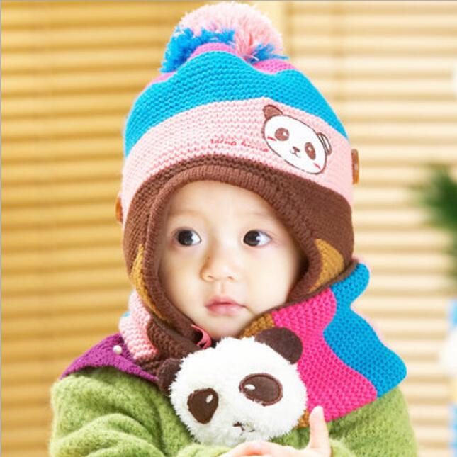 Panda Hat Knitting Pattern