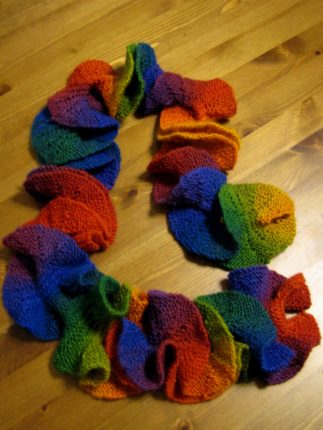potato chip scarf
