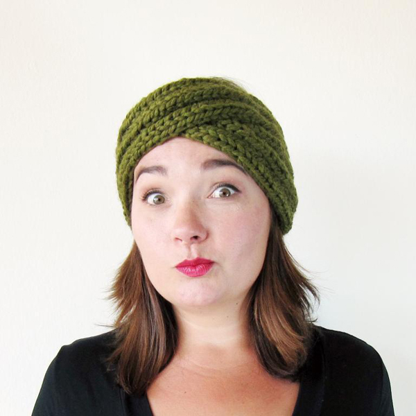 6 Knit Turban Patterns