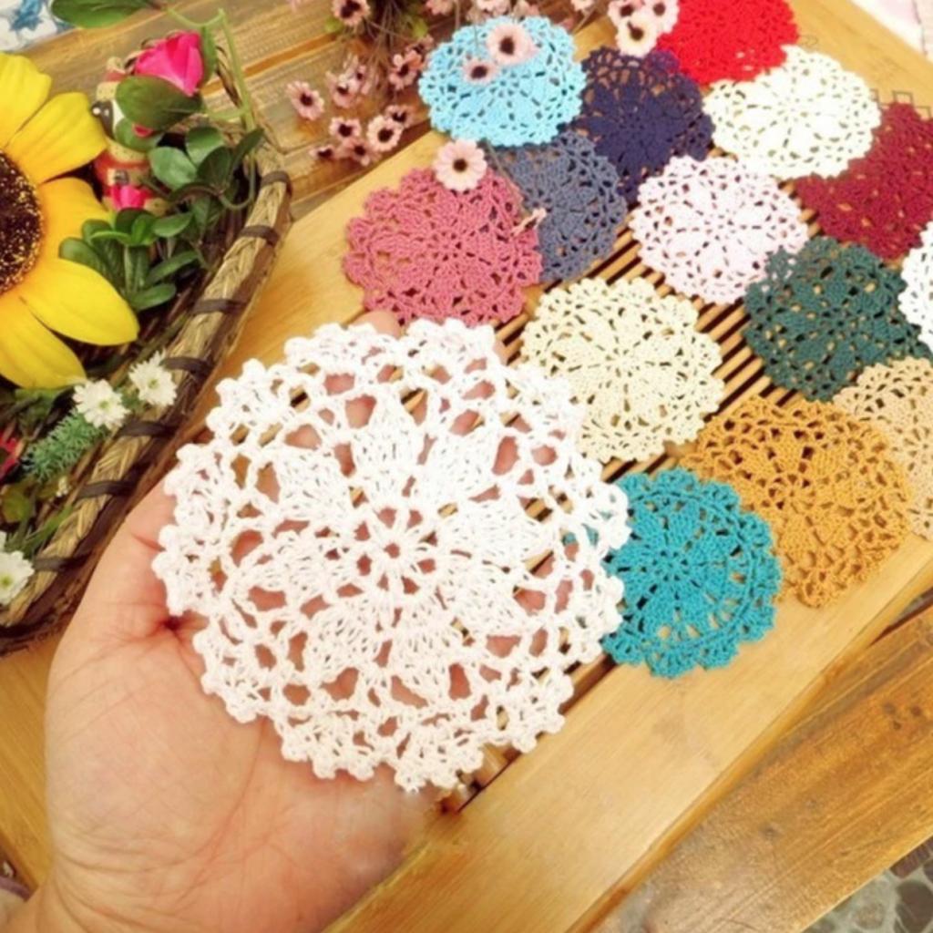Crochet Doily Patterns Vintage