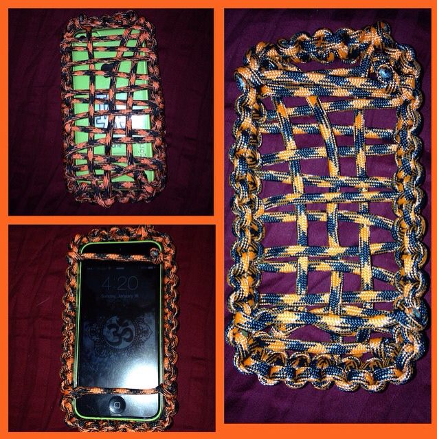 35 Paracord Pouch Diy With Easy Tutorials The Funky Stitch