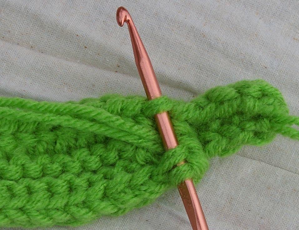 Chain 3 Pattern Crochet