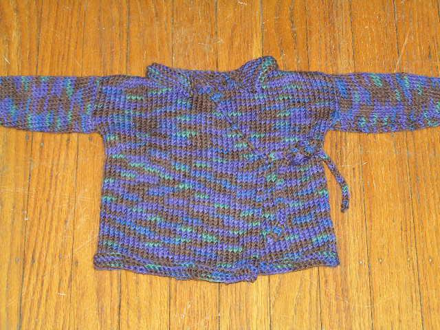 multi-color baby yoda pattern