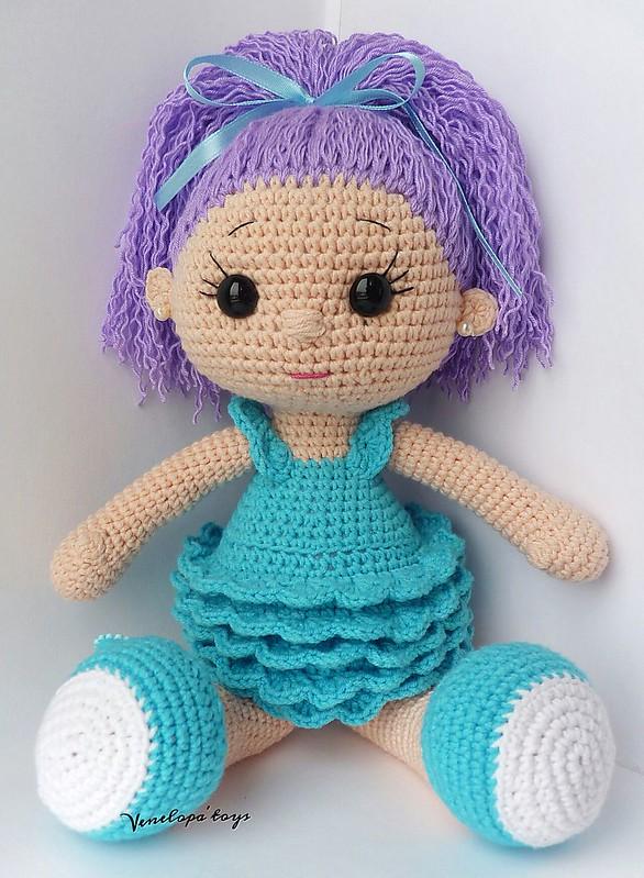 crochet doll patterns