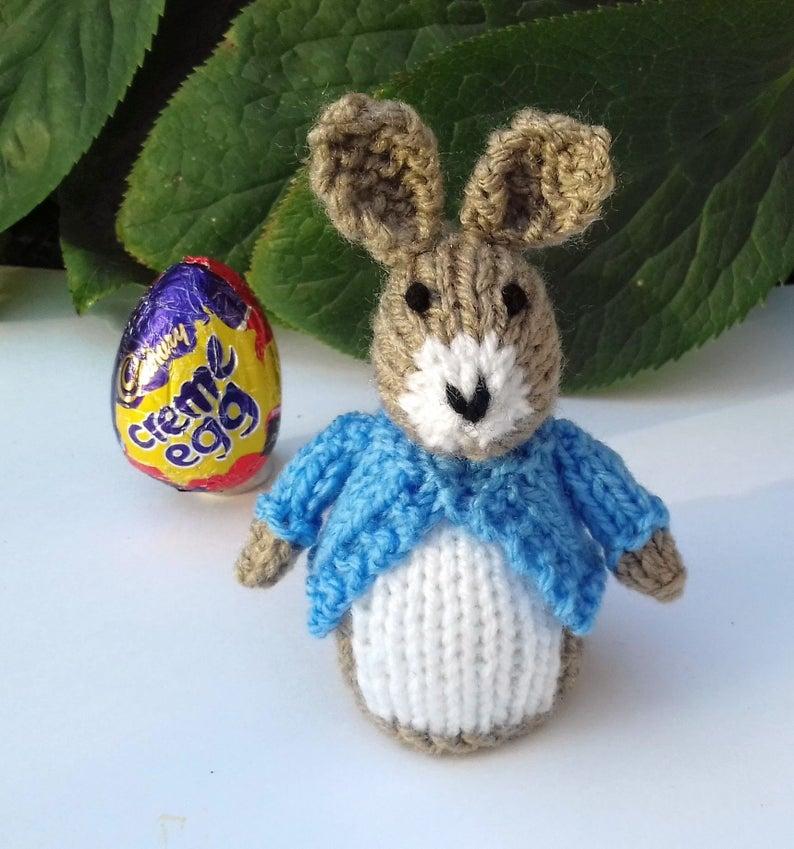 Complete Rabbit Crochet Kit Creative Crafts