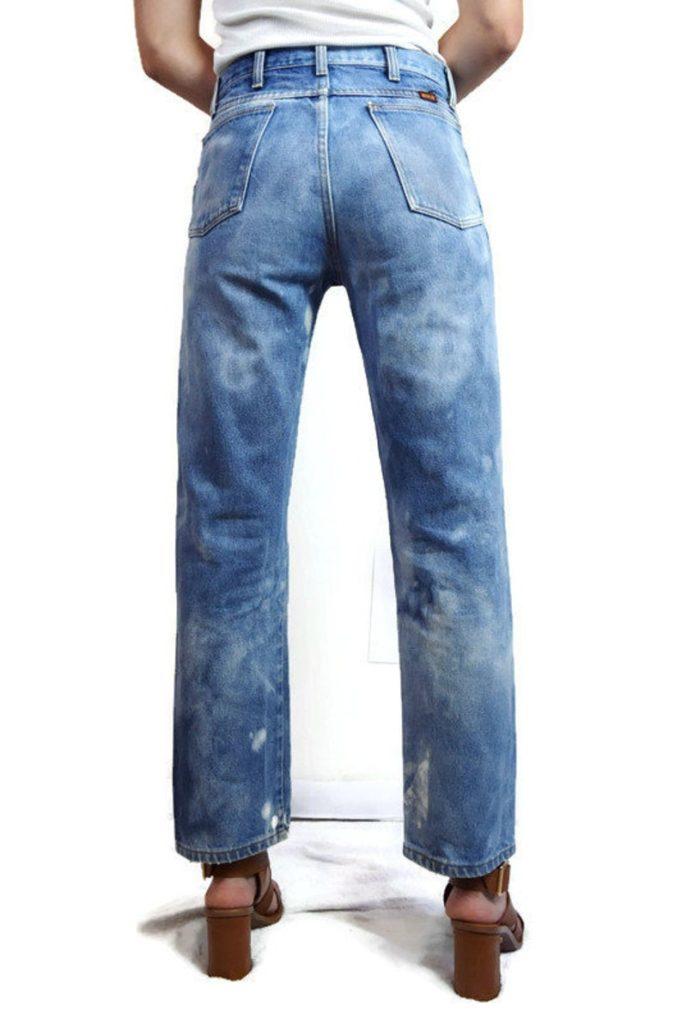 Tie Dye Jeans