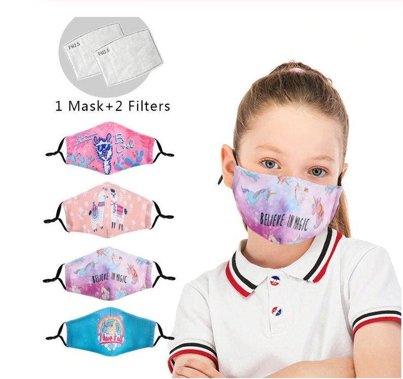 face mask design ideas for kids