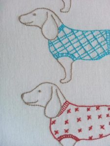 Simply Sausages Free Pattern