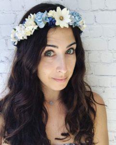 Vivid Hippie Floral Headband