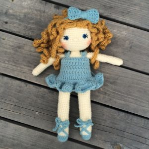 Crochet Dolls' Patterns for You