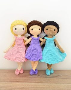 Free Crochet Doll Patterns to Print