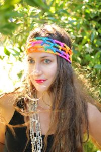 Fashionable Women's Hippie Headband
