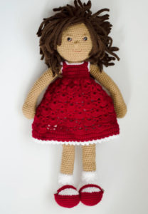 Crochet Rag Doll Free Pattern
