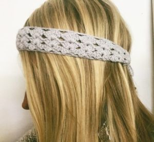 Homemade Wide Hippie Headbands