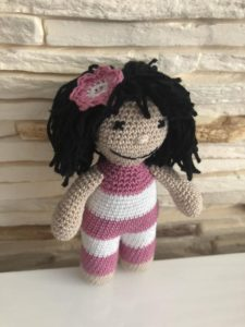 Pretty Crochet Doll Pattern