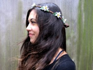 Hippie Daisy Chain Headband