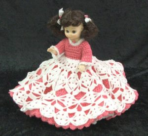Free Crochet Bed Doll Pattern