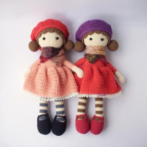 DIY Crochet Doll