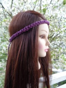 Make a Thin Hippie Headband