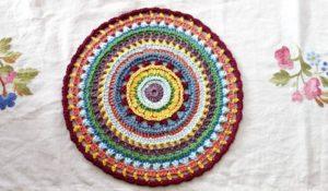 Mandala Wheel Coasters