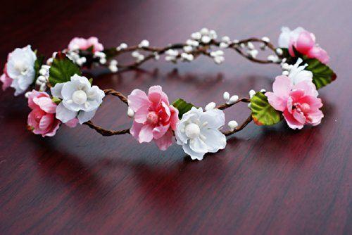 Headband Flower Crown
