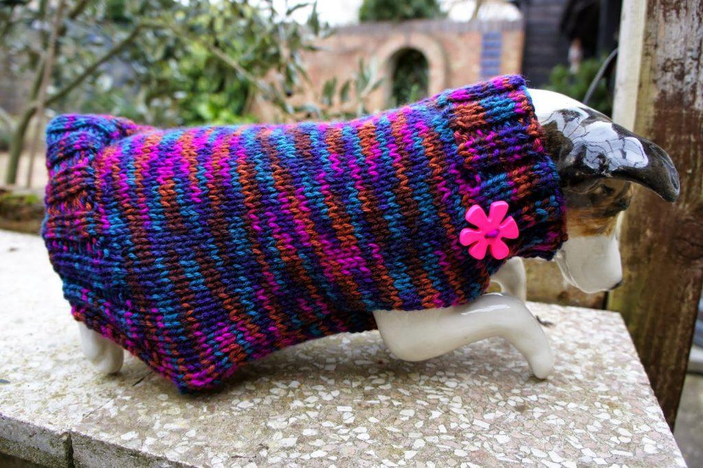 Jack's Jacket Knitting Pattern