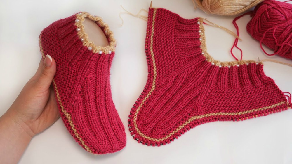 Basic Slipper Socks