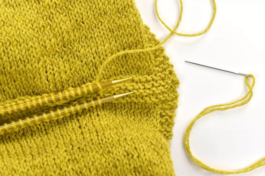 Knit a Free Tunic Sweater Pattern