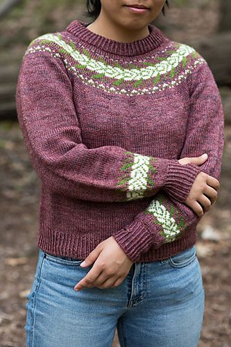 Druid Circle Sweater