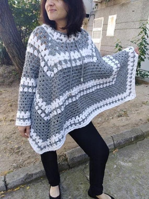 Winter Crochet Wrap Pattern