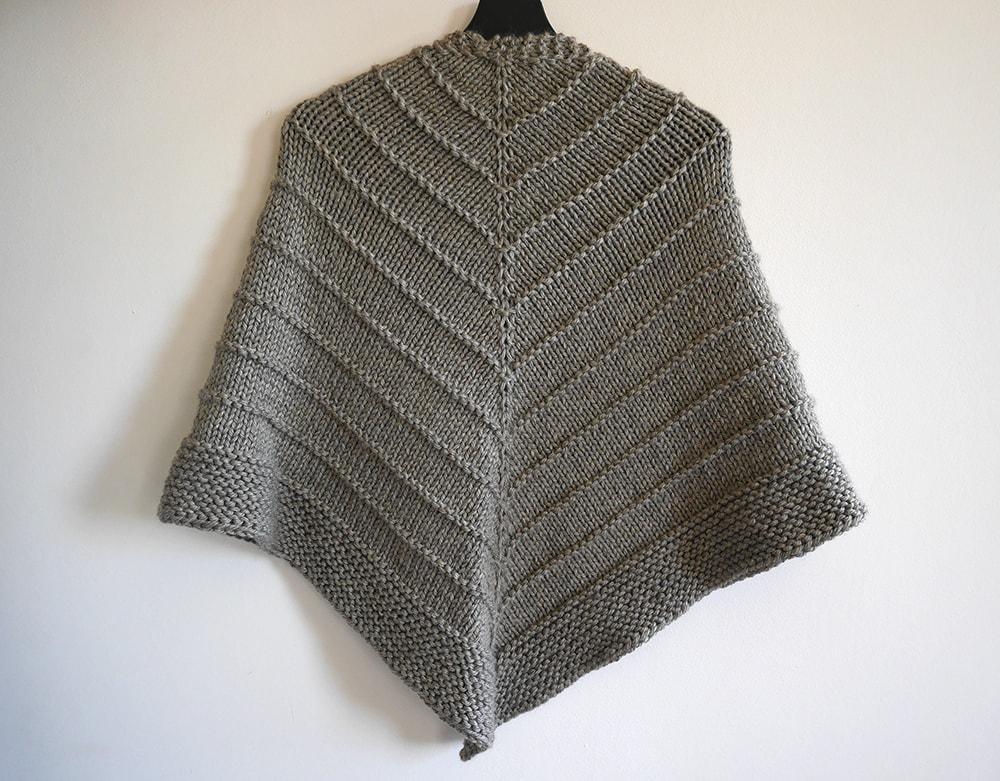 Triangle Shawl Pattern