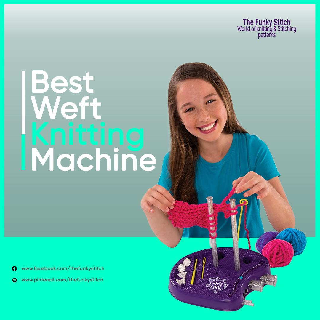 Best Weft Knitting Machine