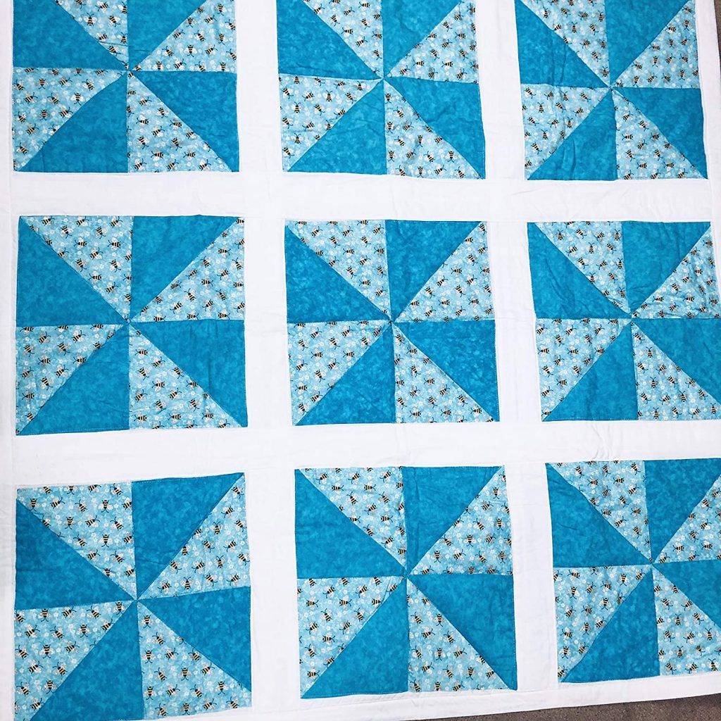 Pinwheel Quilt Image