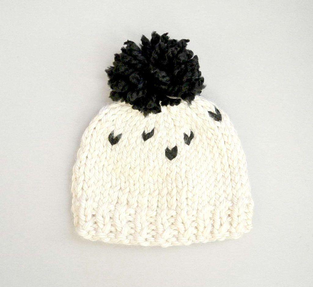 Everyday Beginner Chunky Toddler Hat