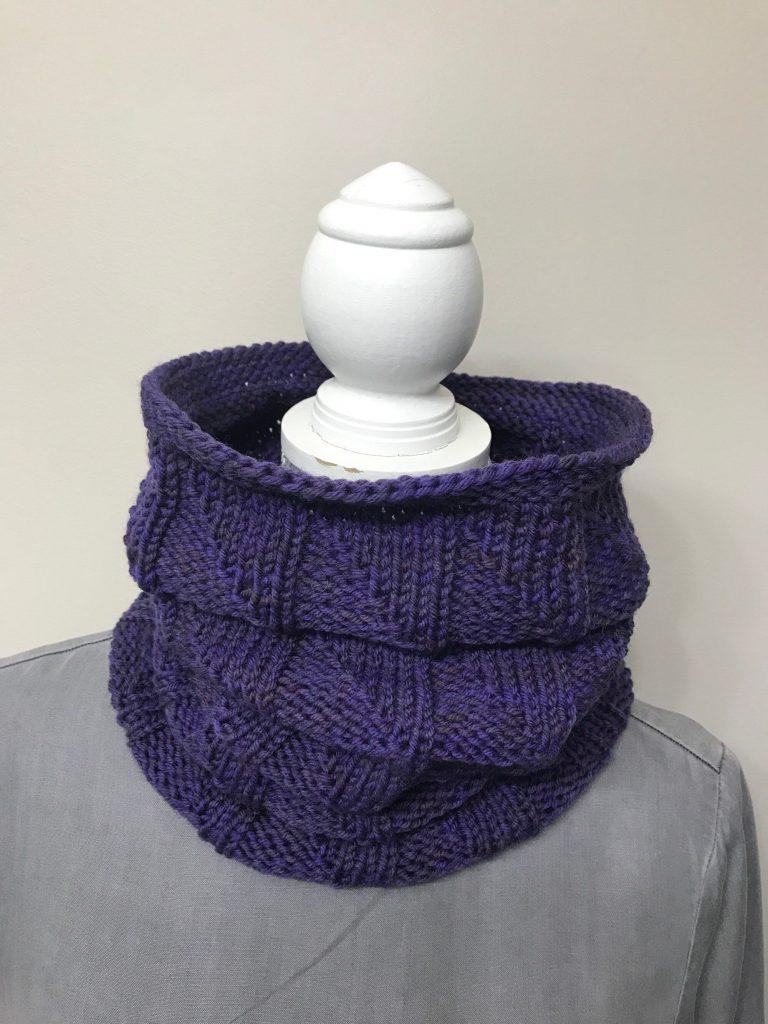 Unisex Knit Cowl