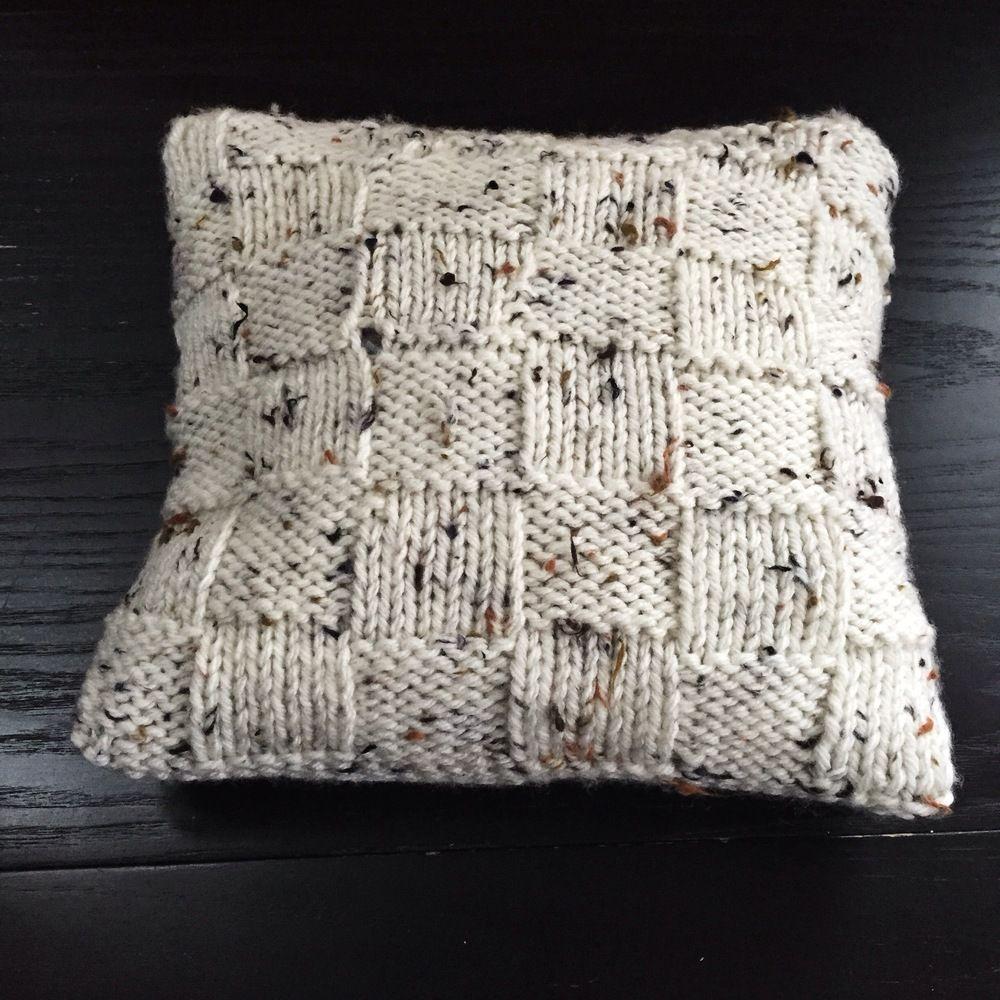 Charming Rustic Cushion Cover