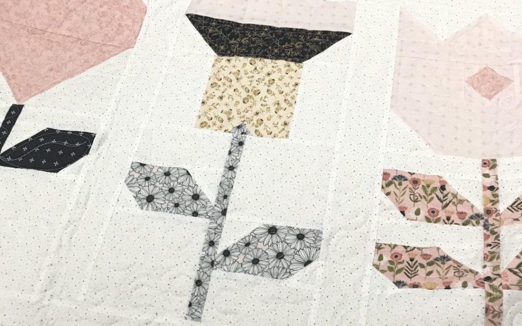Flower Market Quilt