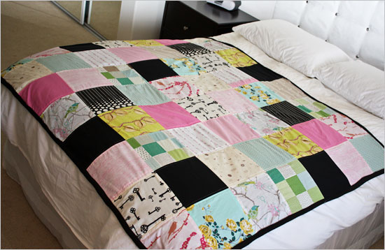 Soft 'n Snugly Baby Quilt Pattern