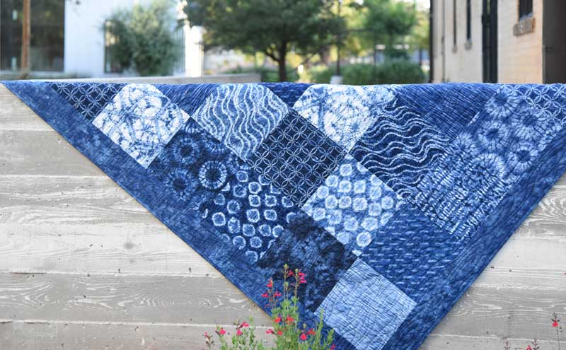 Easy Patchwork Quilt
