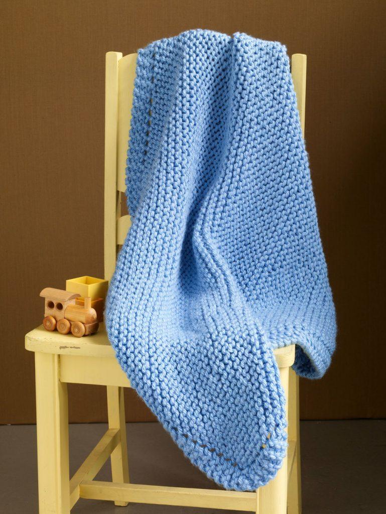 Still River Baby Blanket