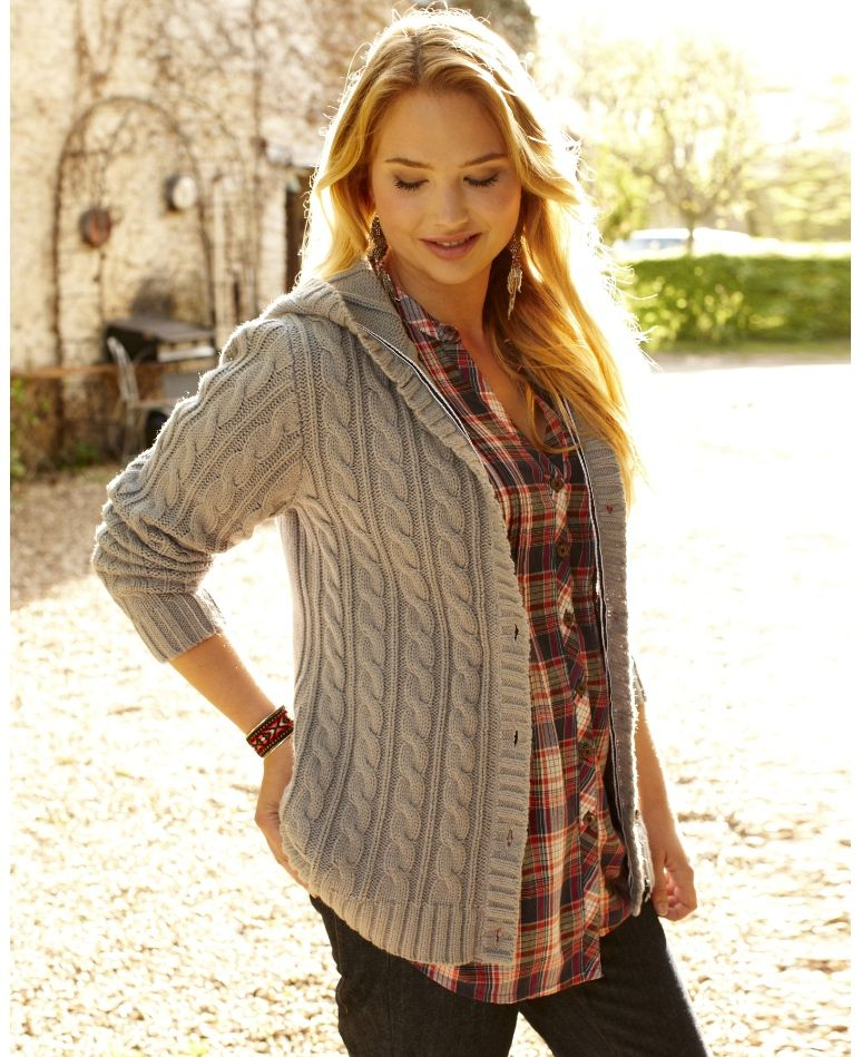 80-20 TIME OUT CARDIGAN