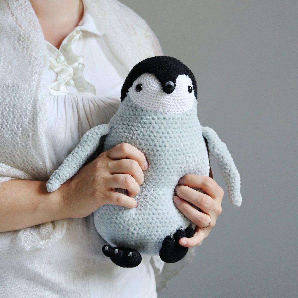 Cuddly - Penguin