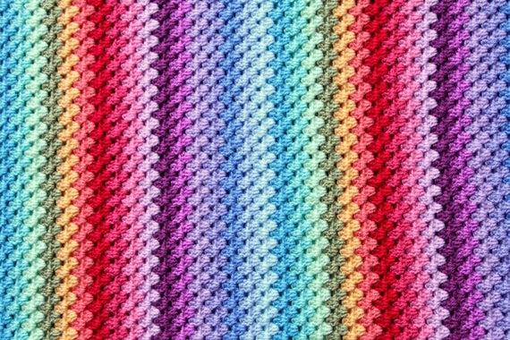 Temperature Blanket Idea