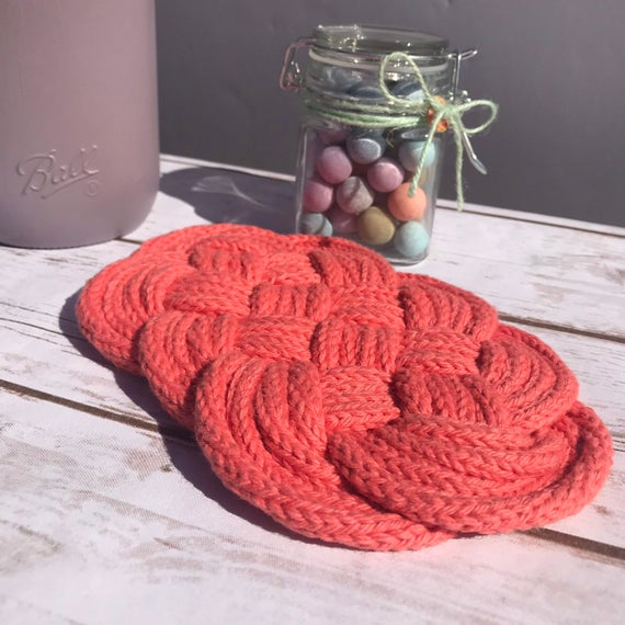 Knotted Trivets