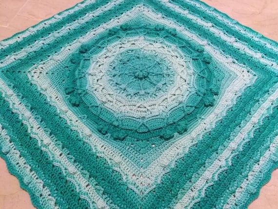 Crochet pattern Gezeiten