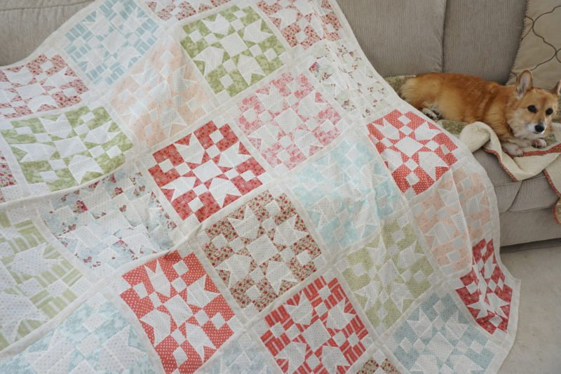Loyal Heights Quilt