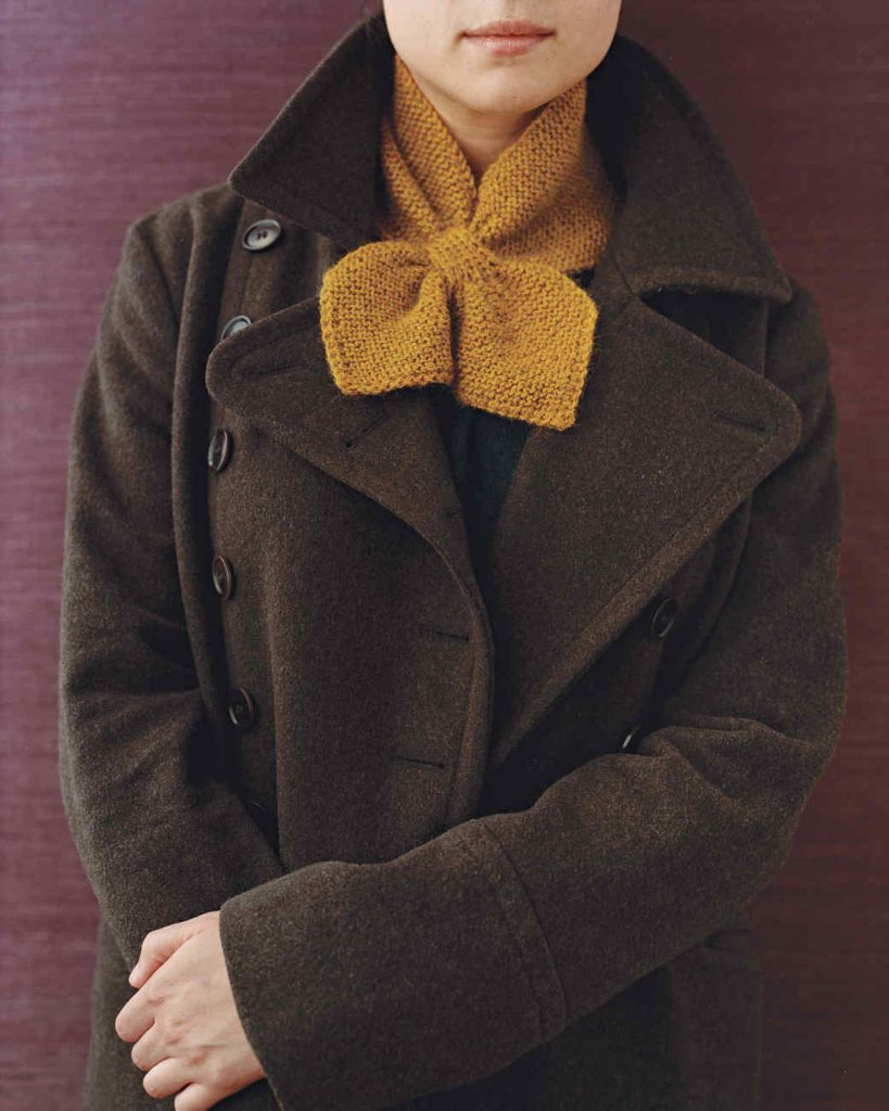 Little Women-Inspired Neck Kerchief
