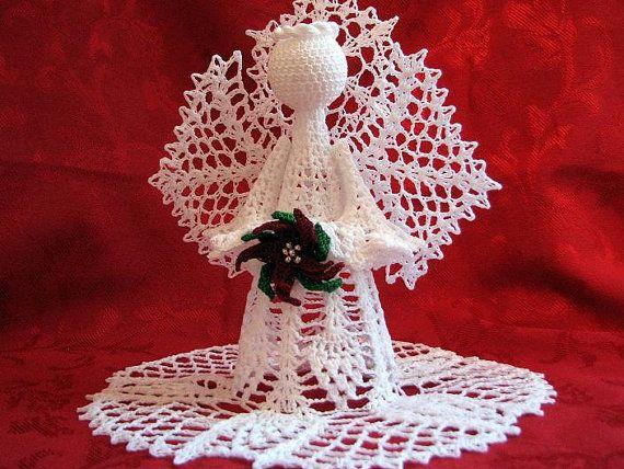 Free Pineapple Angel Crochet Pattern