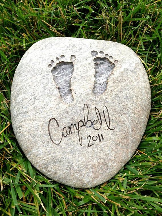 DIY Handprint Stepping Stone