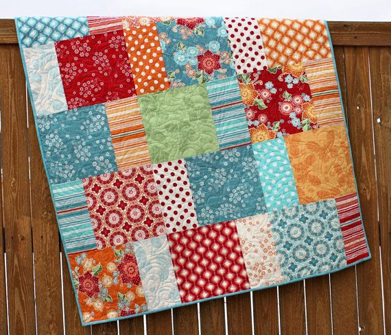 Christmas Layer Cake Quilt Pattern